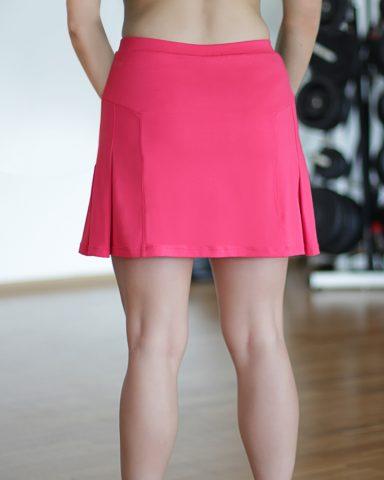 Pink Reebok PlayDry Skort