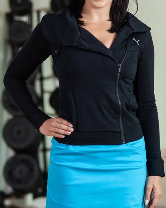 Black Puma Jacket