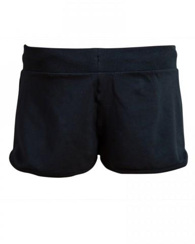 Black Reebok Jersey Shorts Womes Sports Gear