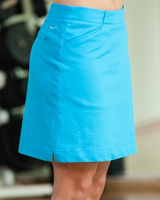 Blue Nike Fitdry Skort
