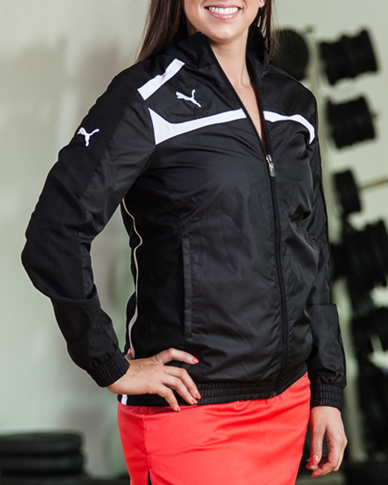 Black Puma Powercat 1.12 Jacket