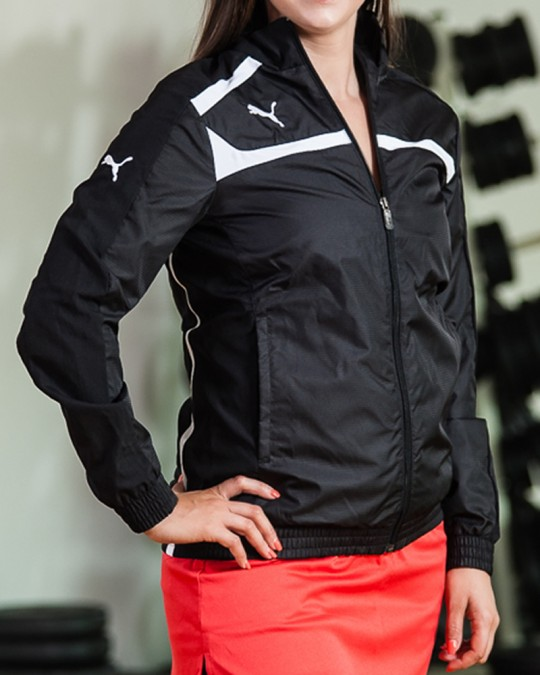 Black Puma Powercat 1.12 Jacket