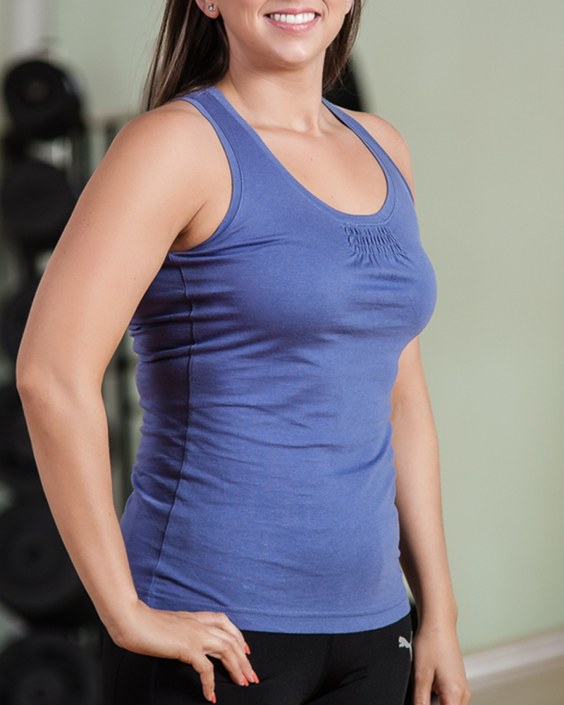 Purple Reebok Training T-Shirt