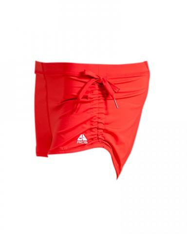 Red Nike All Terrain Shorts