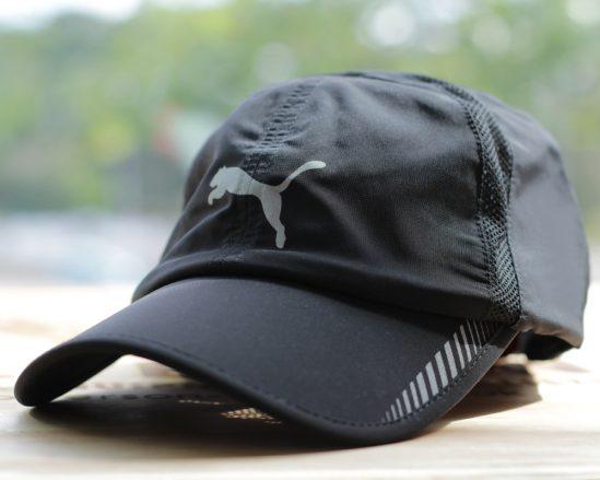 Puma Black Cap