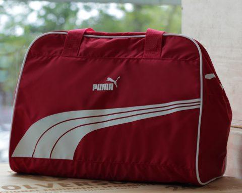 Red Puma Bag